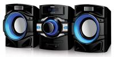 BBK AMS119BT черный 70Вт/CD/CDRW/FM/USB/BT