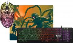 Defender Tark C-779 RU мышь+клавиатура+ковер / 800-2400Dpi