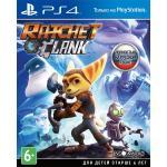 Ratchet & Clank (Хиты PlayStation) (PS4 русская версия)